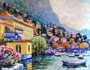 Il Lago Maggiore 1991 Limited Edition Print - Howard Behrens