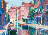 Venetian Canal 1990 Limited Edition Print by Howard Behrens - 0