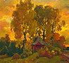 A Chapel 1987 23x25 Original Painting by Vasily Belikov - 0
