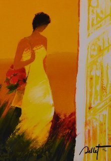 Promenade Boree 2013 Limited Edition Print by Emile Bellet