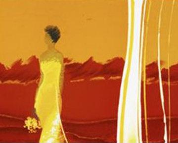 Heure Rouge 2015 Limited Edition Print - Emile Bellet