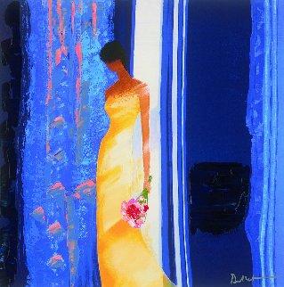 Danielle's Blues 2015 Limited Edition Print by Emile Bellet