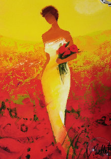 Promenade Doree 2014 Limited Edition Print by Emile Bellet