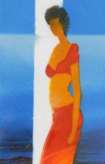 Le Long Du Quai 2006 Limited Edition Print by Emile Bellet