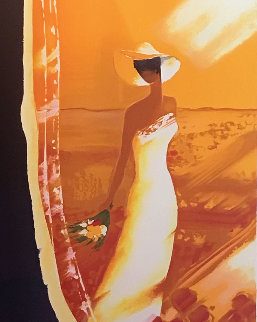 Poussiere D'or 2005 Limited Edition Print by Emile Bellet