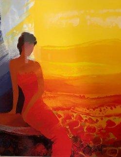 Pres Des Fleurs AP 2014 Limited Edition Print - Emile Bellet