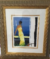 A Docee a La Mer 2013 Limited Edition Print by Emile Bellet - 2