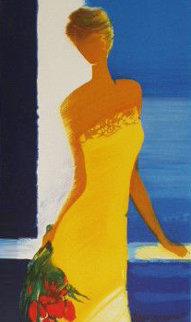 Sur Fond D'Azur 2007 Limited Edition Print - Emile Bellet