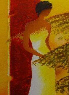 Les Feuillages 2006 Limited Edition Print - Emile Bellet