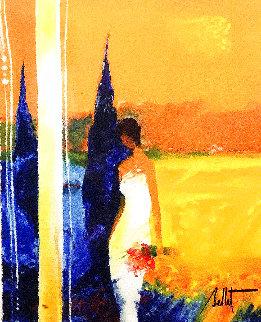 Promenade Estivale 2015 Limited Edition Print - Emile Bellet