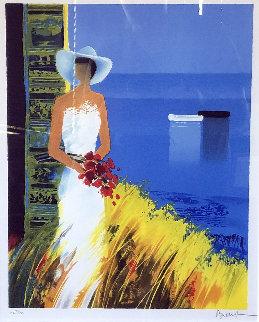 Musique D\'eau Limited Edition Print - Emile Bellet
