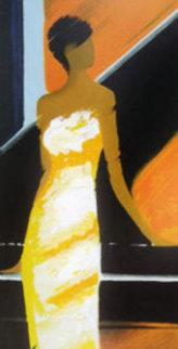 La Pianiste 2015 Limited Edition Print by Emile Bellet
