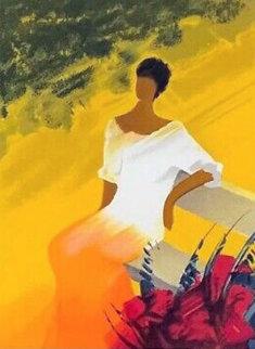 A L'ombre Du Figuier 2005 Limited Edition Print - Emile Bellet