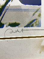 Bleu Couchant Limited Edition Print by Emile Bellet - 3