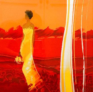 Heure Rouge 2006 Limited Edition Print - Emile Bellet