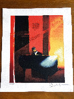 Note Rouge 2000 Limited Edition Print by Emile Bellet - 1