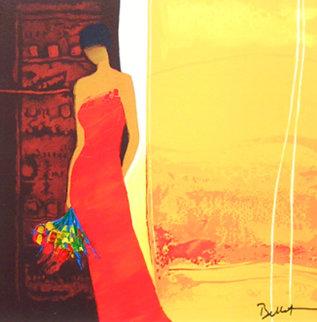 Ombre-Soleil 2004 Embellished Limited Edition Print - Emile Bellet