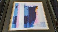 Mediterrane PP 2008 Embellished Limited Edition Print by Emile Bellet - 1