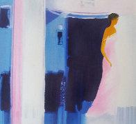 Mediterrane PP 2008 Embellished Limited Edition Print by Emile Bellet - 0