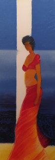 Parmi Les Roseaux 2004 Limited Edition Print by Emile Bellet