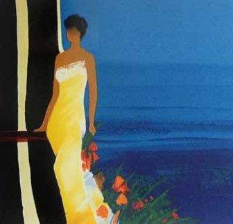 Instant Bleu II 2002 Limited Edition Print - Emile Bellet