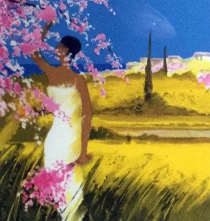 Printemps En Fleurs Limited Edition Print by Emile Bellet