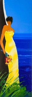 Adossa La Mer Limited Edition Print - Emile Bellet