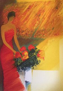 Interior Au Tapis 2006 Limited Edition Print - Emile Bellet
