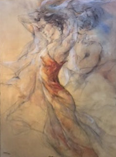 Arabesque 2003 Limited Edition Print by Gary Benfield
