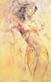 Morning Breeze  2003 Limited Edition Print by Gary Benfield