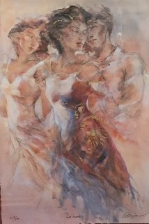 Love Secrets Limited Edition Print by Gary Benfield