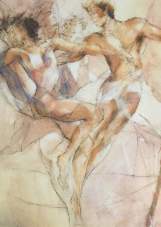 Dance I 2000 Limited Edition Print by Gary Benfield