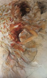 Summer Romance AP 2000 Limited Edition Print by Gary Benfield