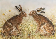 Summer Romance Limited Edition Print by Gary Benfield - 3