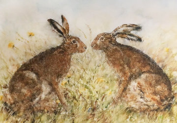 Summer Romance Limited Edition Print by Gary Benfield