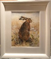 Curious Hare Limited Edition Print by Gary Benfield - 1
