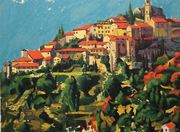 South of France Limited Edition Print by Tony Bennett