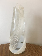 Untitled Glass Sculpture 14 in Sculpture by Alex Bernstein - 2