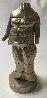 Mini-Cariatide Metal Sculpture 1969 6 in Sculpture by Miguel Ortiz Berrocal - 6