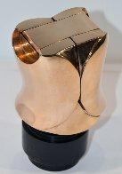 Torso MB Bronze Sculpture 1980 14 in Sculpture by Miguel Ortiz Berrocal - 1