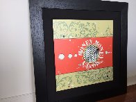 Money Red Limited Edition Print by Philippe Bertho - 3