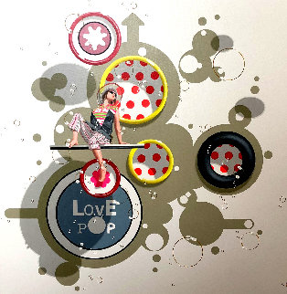 Love Pop 3 Limited Edition Print by Philippe Bertho