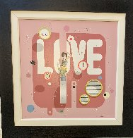 Love Limited Edition Print by Philippe Bertho - 1