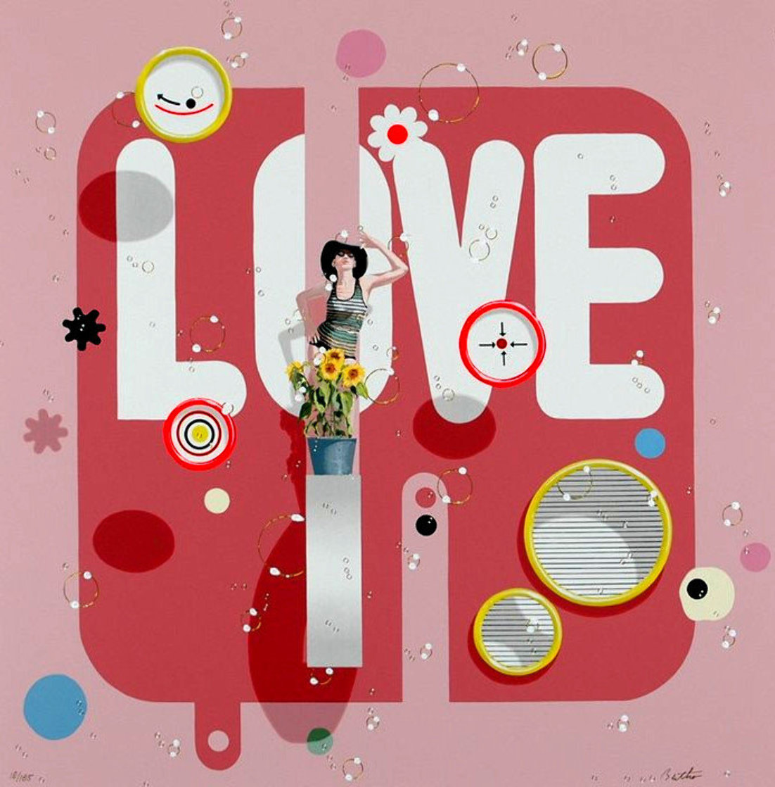 Love Limited Edition Print by Philippe Bertho