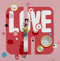 Love Limited Edition Print by Philippe Bertho - 0