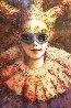 Renaissance Clown 2005 40x32 Original Painting by Juan Angel Castillo Bertho - 0