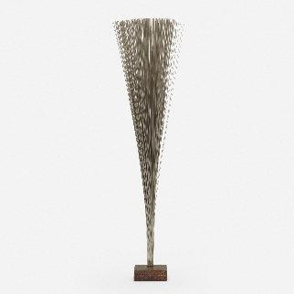 Spray Bronze Unique Sculpture 1979 37 in Sculpture - Harry Bertoia