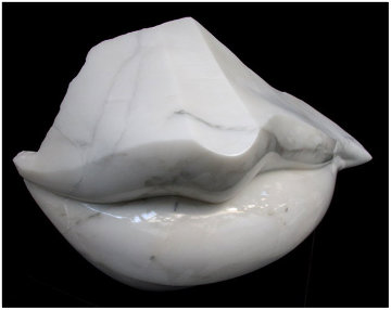 Lips Sculpture 2010 Sculpture - Francesca Bianconi