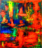 Fecundity 2020 58x48 Original Painting by Frances Bildner - 0