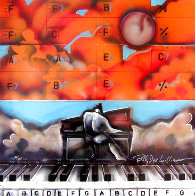 Jazz Chords 2006 Limited Edition Print by Billy Dee Williams - 0